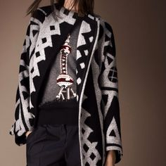 Detail from Burberry Pre-Fall 14/15  #Burberry #PreFall1415