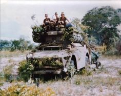 Interesting South African use of Crotale Air Defence System during South African Bush War. South African Air Force, Colonial, World Conflicts, Defence Force, Military Weapons, Modern Warfare, Cold War, Military History