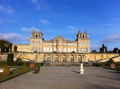 See 674 photos and 46 tips from 3877 visitors to Blenheim Palace. Dog friendly outside of the palace. The palace interior. Castle Howard, Palace Interior, Blenheim Palace, Churchill, Woodstock, Dog Friends, Four Square, Places Ive Been, Places To Visit