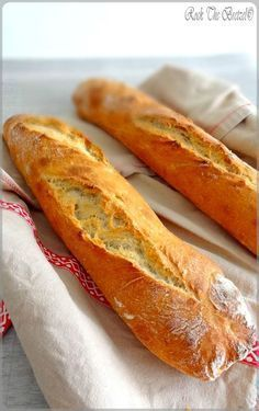 You searched for Baguette de pain - Rock the Bretzel Cooking Bread, Cooking Chef, Bread Baking, Cooking Recipes, Bread Recipes, Rock The Bretzel, Breakfast Sandwich Recipes, Our Daily Bread, Pan Bread