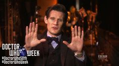 MATT SMITH & DAVID TENNANT Perform Lines From Hollywood Movies - DOCTOR ...