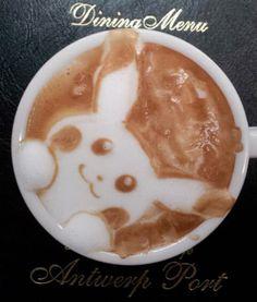 Pokemon Pikachu Latte Art on Global Geek News.