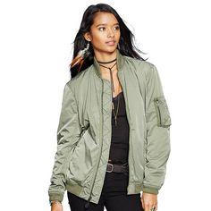 Cropped Officer's Jacket - Jackets  Jackets & Outerwear - RalphLauren.com