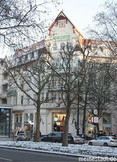 Berlin - Geschäftshaus am Kurfürstendamm