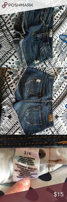 Shorts Short Aeropostale Shorts Jean Shorts