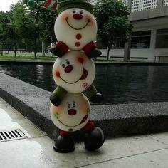 Icopor Christmas 2016, Snowmen, Artsy, Printables, Women's Fashion, Wreaths, Seasons, Crafty, Holidays