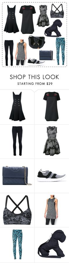 """""""glamour is a state of fashion"""" by kristen-stewart-2989 ❤ liked on Polyvore featuring Dolce&Gabbana, Andrea Bogosian, Frame, GaÃ«lle Bonheur, Tory Burch, NIKE, The Upside, Under Armour, Christopher Ræburn and See by Chloé"""