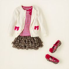 Cute little outfit from the Children's place