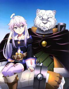 Grimoire Of Zero Wallpaper Manga Anime, Art Anime, Anime Kunst, Furry Art, Furry Wolf, Anime Style, Furry Comic, Anime Furry, Cartoon Shows