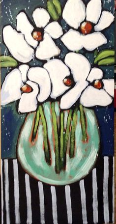 """Determine additional details on """"modern abstract art mixed media"""". Visit our internet site. Abstract Flowers, Watercolor Flowers, Watercolor Paintings, Abstract Art, Painting Flowers, Whimsical Art, Medium Art, Flower Art, Art Flowers"""
