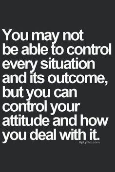 #Mondaymotivation Attitude is the key!