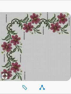 Cross Art, Bargello, Cross Stitch Patterns, Decoration, Wallpaper, Table Runners, Cross Stitch Borders, Simple Cross Stitch, Farmhouse Rugs