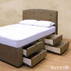 Importar Rieles para Camas de China. Import Bed Drawer Slides from China.