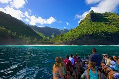 Photo Gallery - NA PALI RIDERS Adventure Tours, Kauai, Rafting, Photo Galleries, Ocean, Mountains, Gallery, Travel, Viajes