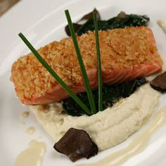 Baked Salmon Royale - The Chew