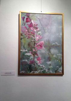Exposición del Renacimiento al Florecimiento. María Isabel de Alba, #pintamialma #florecimiento