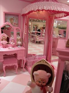 1. girl room for pre-teens. 2.interest of the kid is fashion. 3. design style is traditional 4.plain paint 5.joyfull 6.warm colour 7. decor