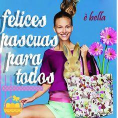 Desde É Bella les deseamos Muy Felices Pascuas en familia!! No se olviden de visitar nuestra web para conocer nuestros #accesoriosfemeninos: www.ebella.com.uy