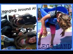 Hanging Around At Lego Land!