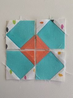 So, it's been like a thousand years since I last posted here. But there's been so much happening, so many changes in my life that I had to . Quilt Blocks Easy, Quilt Block Patterns, Easy Quilts, Mini Quilts, Pattern Blocks, Quilting Tutorials, Quilting Designs, Quilting Ideas, Flower Quilts