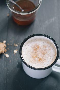 Fig and Black Pepper Latte | 80twenty