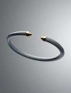 David Yurman Cable Classics Bracelet.