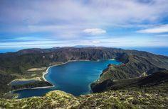 Lagoa do Fogo - Açores - portugal - Foto: Valadas