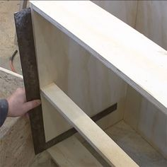 how to measure and mount ball bearing drawer sliders or runners draw line