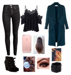 """Untitled #1195"" by catrinel-grigorescu on Polyvore featuring Via Spiga, L.K.Bennett, H&M and Saachi"