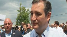 Ted Cruz Laughs at Reporter's Iran Question, Then Responds Bluntly: 'If There's One Principle That History Has Taught Us…'...The single greatest national security threat facing America is the threat of a nuclear Iran. If this deal goes through, three things will happen. Number one, the Obama Administration will be world's leading financier of radical Islamic terrorism.