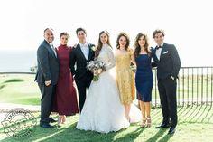 April 21: Selena with David Henrie, Maria Cahill, Jake T. Austin, Jennifer Stone, Maria Canals-Barrera and David DeLuise at David Henrie & Maria Cahill's wedding in Wilmington, Los Angeles [GP]