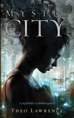 Mystic City by Theo Lawrence: I cannot say enough good things about this book. It's Harry Potter meets X-men meets The Godfather. Very fast-paced and action packed with characters that you cheer for and identify with. It's dystopian fiction with fantasy aspects and a must read for all ages. Check it out at your branch!