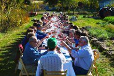 The Table at Fair Share Farm, Kearney, MO