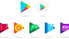 Google Play Apps Get New Icons