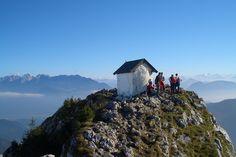 Wandern und Klettern am Chiemsee: www.hikeandbike.de