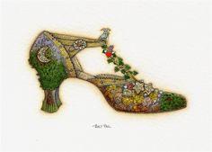 Jennifer's Shoe by Tracy Paul