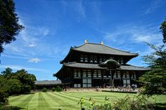 Tōdai-ji. Nara. Japan. 2015 Nara, Mansions, House Styles, Home Decor, Decoration Home, Manor Houses, Room Decor, Villas, Mansion
