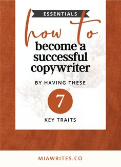 Top 7 Qualities of A Results-Driven Copywriter Interview Help, Interview Questions, Resume Help, Steps To Success, Copywriter, Get The Job, Growth Mindset, Content Marketing, A Team