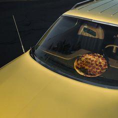 Pizza in the Wild   Jon Paul Douglass