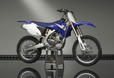 Yamaha YZ250.  Two-stroke, baby, two-stroke!  Others will argue  - but the best dirt machine.  Show me a factory bike with the horsepower to weight ratio of this bike and we will talk.