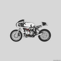 Two wheels good. Bmw Boxer, Motorcycle Posters, Motorcycle Style, Bmw Motors, Custom Bmw, Bmw Cafe Racer, Ligne Claire, Bike Art, Classic Bikes