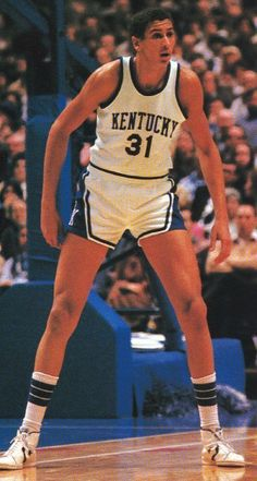 UK alum and former NBA player- Sam Bowie