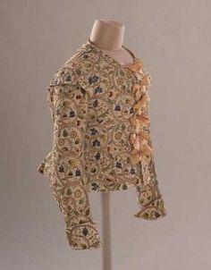 1610 - 1620 jacket