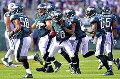 Divine intervention - The Pope comes to Philly and the eagles win their first game of the season