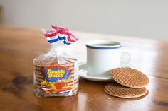 Original Double Dutch Syrup Waffles