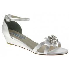Touch Ups Tillie 441 Dyeable Wedding Shoes