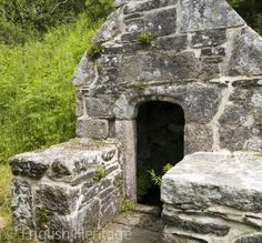 Holy Well and Chapel, St Clether