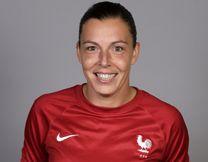 Céline Deville (FCF Juvisy) - Gardienne de but © photo - www.fff.fr