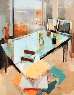 Interview with Peri Schwartz : Painting Perceptions