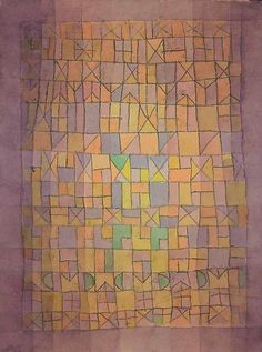 Paul Klee: The Bauhaus Yearsfrom Paul Klee: The Bauhaus Years Acrylic Painting Lessons, Oil Painting Abstract, Painting Art, Watercolor Painting, Kandinsky, Bauhaus, Paul Klee Art, Indian Paintings, Oil Paintings